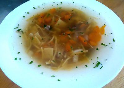 Kuhinja majka domaća supa